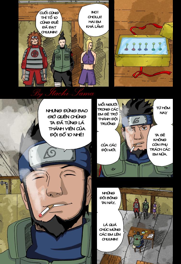 Naruto chap 328.Color Trang 13 - Mangak.info