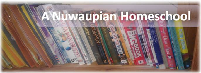 A Nuwaupian Homeschool
