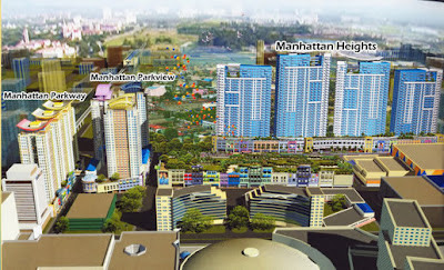 There 39 s something about the philippines the manila 39 s emerging urban districts for 400 garden city plaza
