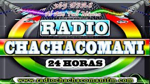 PAGINA OFICIAL DE RADIO CHACHACOMANI