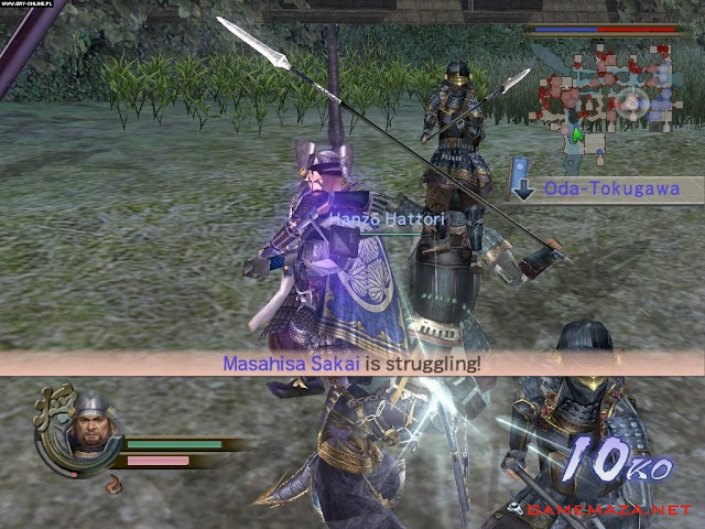 Samurai-Warriors-2-Free-Download