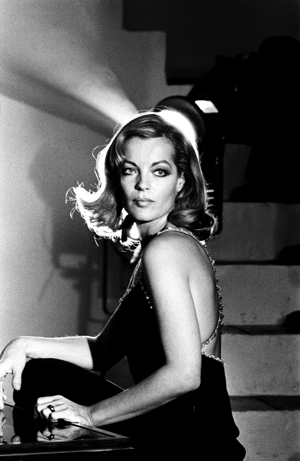 romy schneider a tribute to an unforgettable actress huffpost. Black Bedroom Furniture Sets. Home Design Ideas