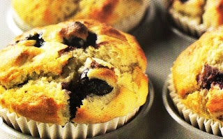 Bestest-Ever Blueberry Muffins