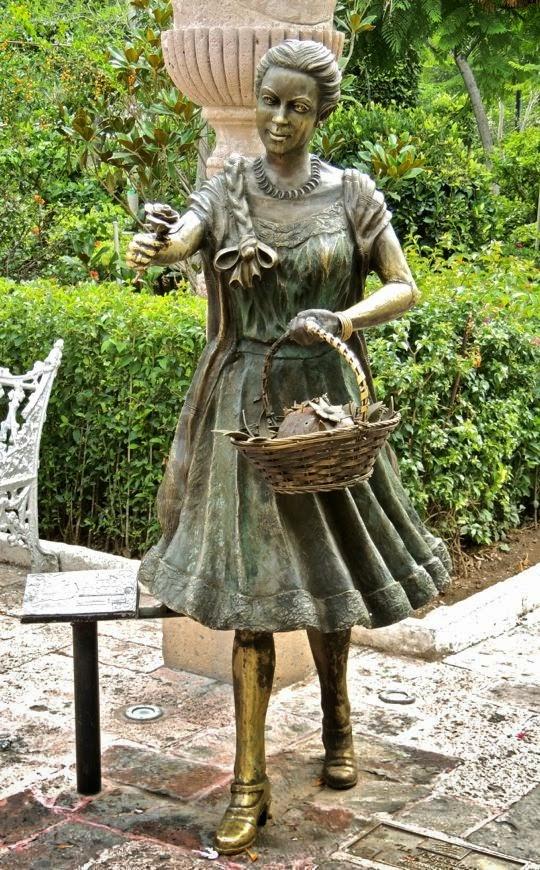 Jim U0026 Caroleu0027s Mexico Adventure: Aguascalientes Part 7: San Marcosu0027 Statue  Garden And Lovely Templo