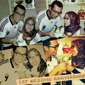 Happy 1st Wedding Anniversary