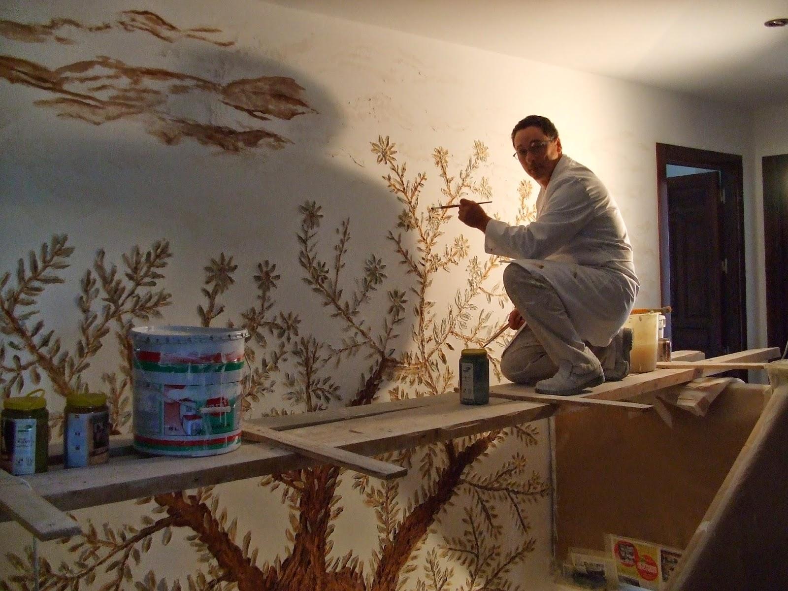 Decoraciones exposiciones y pinturas guzm n florentino for Decorar paredes con pintura