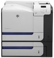 HP LaserJet 500 color M551xh Driver Download