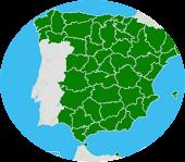 Mapa Interactivo España