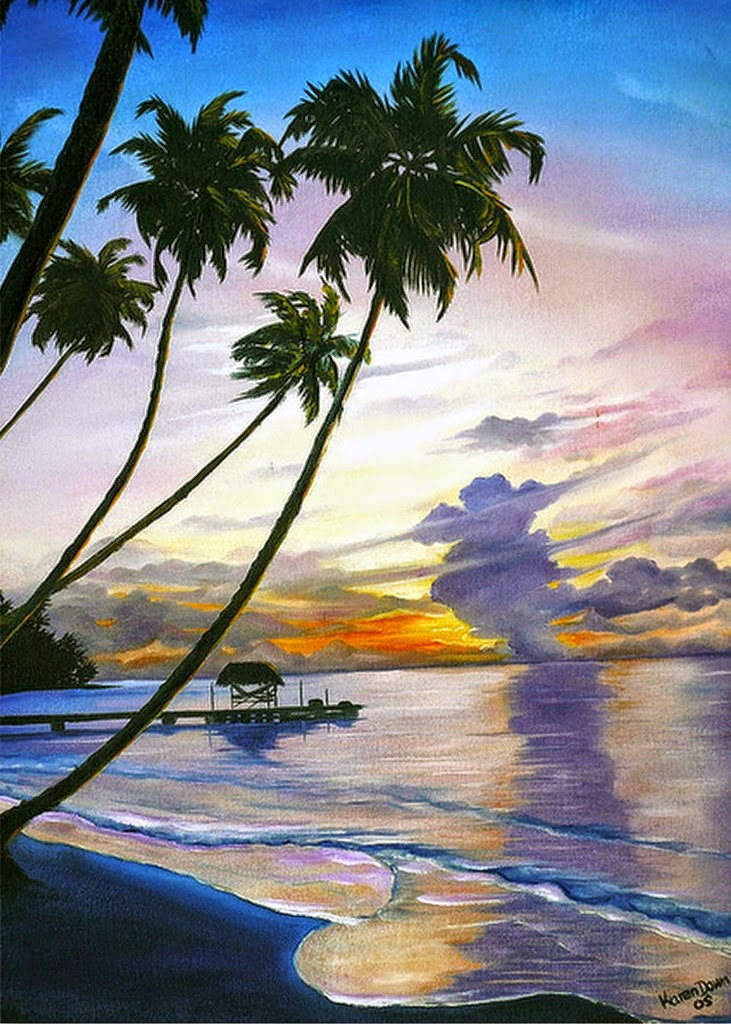 paisajes-con-agua-hiperrealismo-oleo