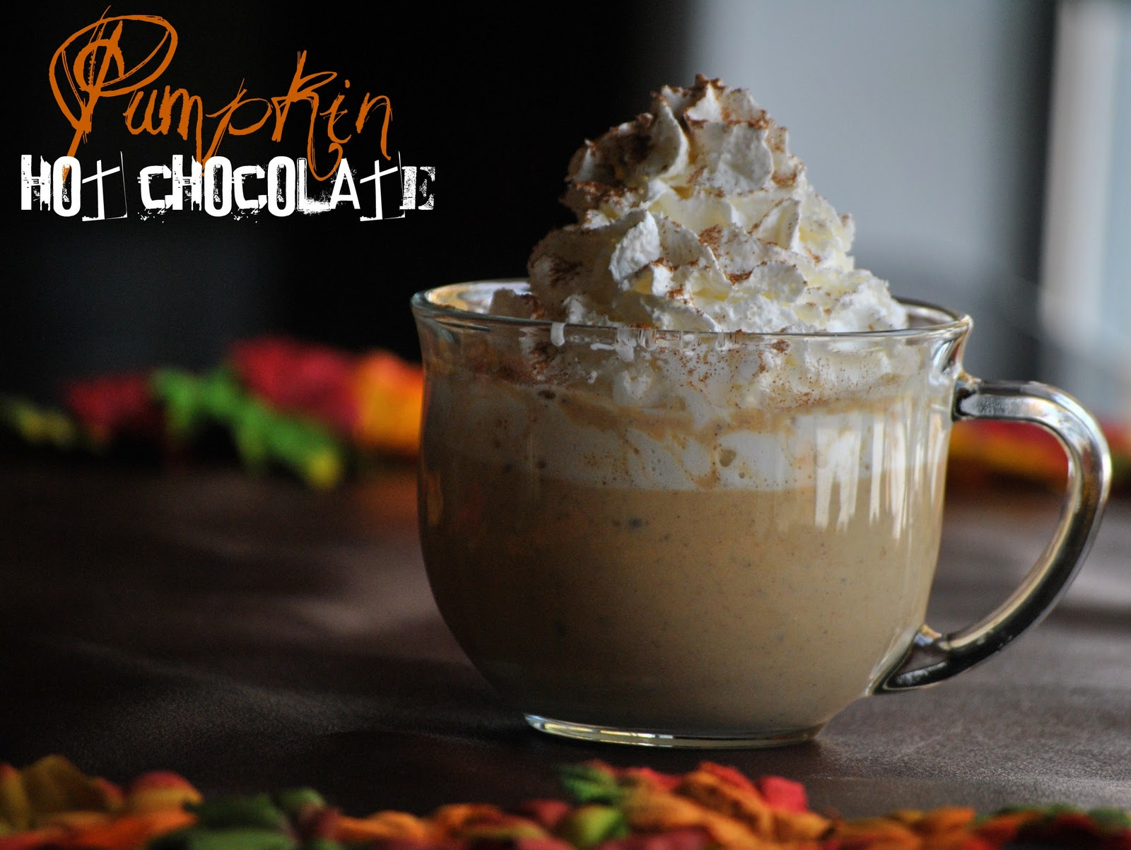 Pumpkin And Milk Chocolate Hot Chocolate Recipes — Dishmaps