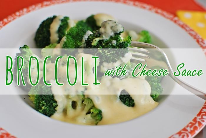 Brokkoli with Cheese Sauce_01