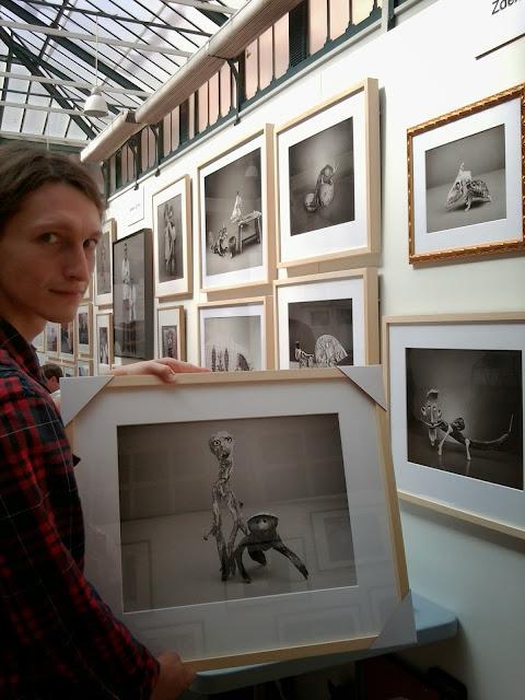 ENTREFOTOS 2013, Feria de fotografía, Fotografía de autor, Zdenek Tusek, Madrid, Casa del Reloj, Fotógrafos españoles, Blog de Arte, Voa-Gallery