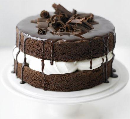 Unique Chocolate Cake Images : Chloe Bleu: Cute and Unique Birthday Cake Ideas