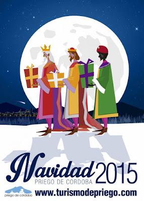Priego de Córdoba - Navidad 2015