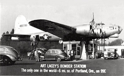Art Lacey's Bomber Station