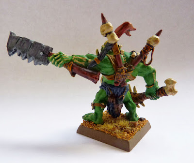 Avatars of War Orc Brute