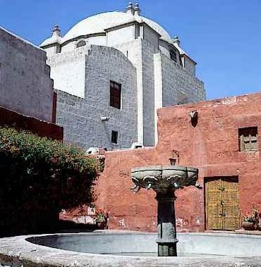 Foto del Monasterio de Santa Catalina o Convento