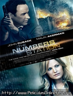 Ver pelicula The Numbers Station (2013) online