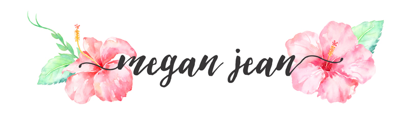 Megan Jean | Lifestyle, design, beauty and more!