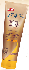 Free Jergens Natural Glow Samples ~ Today at 10AM EST