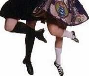 esempio costume irlandese