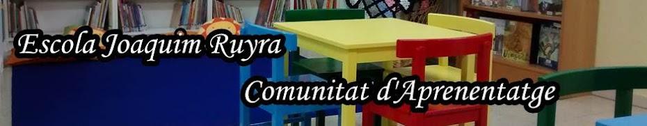 Notícies. Escola Joaquim Ruyra (L'Hospitalet de Llobregat)