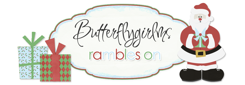 Butterflygirlms Rambles On