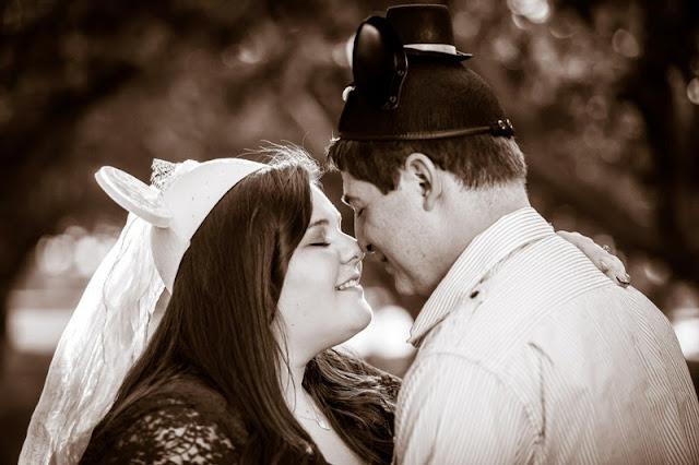 Beth and Stephen's Disney Engagement Photos - C Sexton Photography
