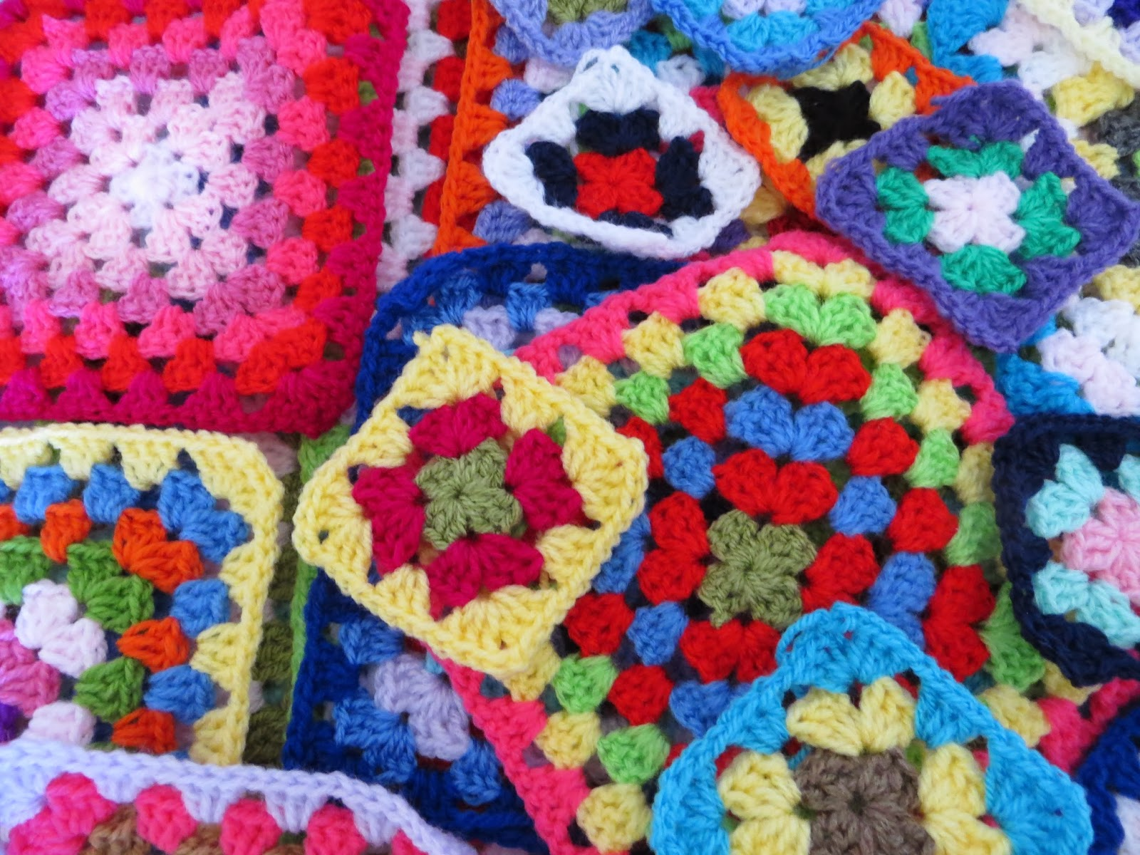 Crocheting Crazy : Shortbread & Ginger: Going Crochet Crazy!