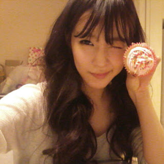 Snsd Tiffany Valentine Day selca