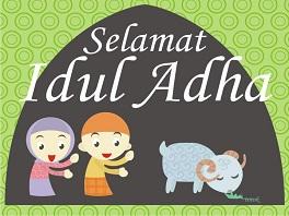 SMS Ucapan Idul Adha 2012 Terbaru