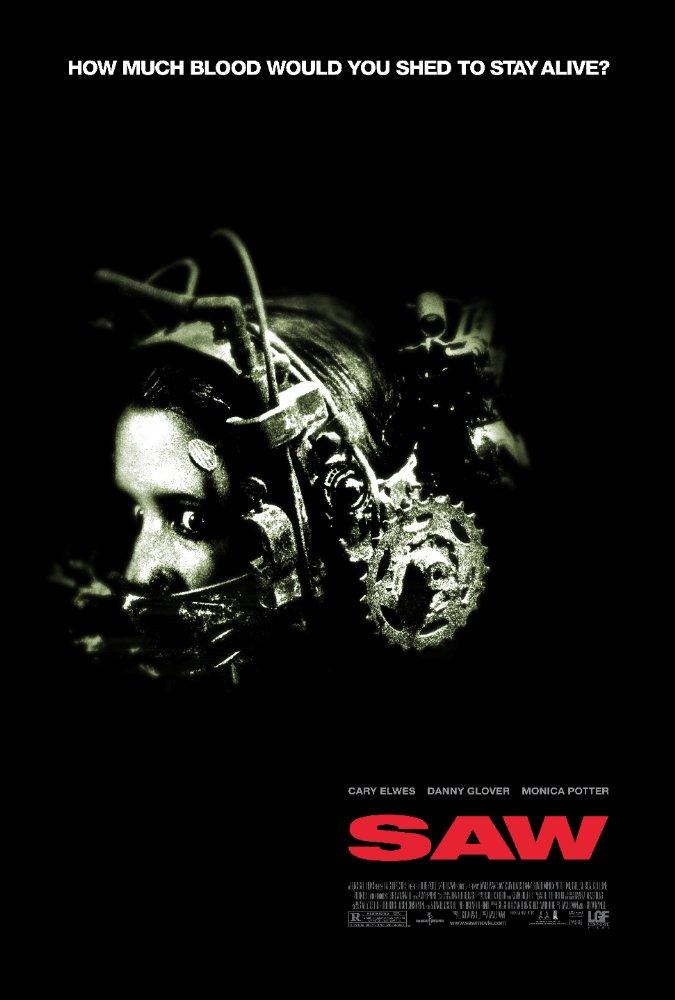 Nonton Horror Saw (2004)