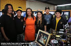 Club Jaque 64 - Exposicion
