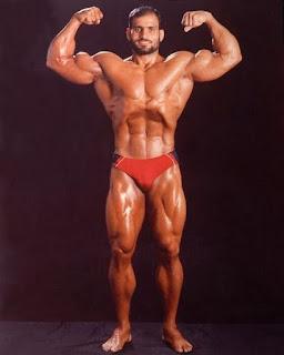 Premchand Degra Bodybuilder