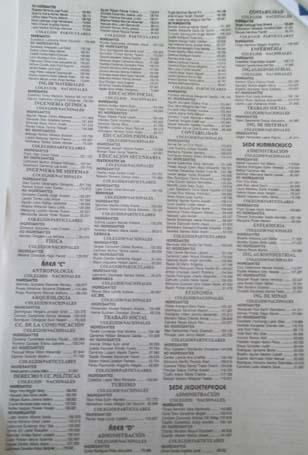 Los resultados de del examen de admisión UNT 2012 -II - Premios