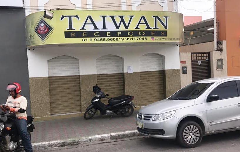 Taiwan Recepções @grupotaiwan