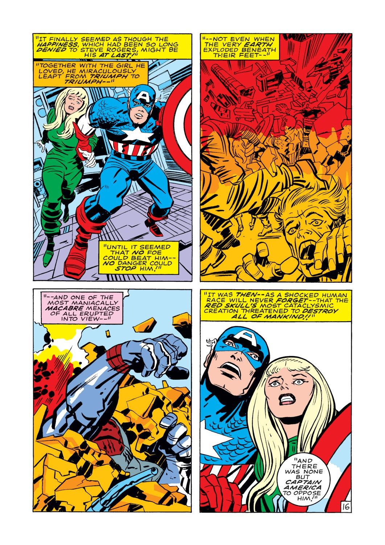 Captain America (1968) Issue #112 #26 - English 17