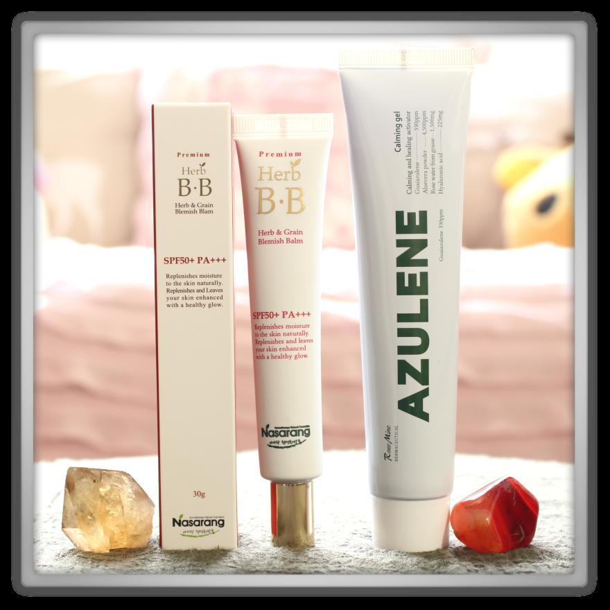 겟잇뷰티박스 by 미미박스 memebox beautybox superbox #31 herbal cosmetics box unboxing review preview 2
