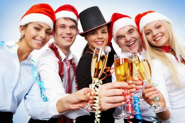 Организация и проведение корпоративного Нового года стало нашей национальной идеей - основные правила проведения корпоратива