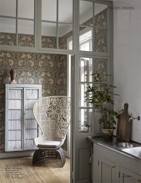 butaca patricia urquiola diseño escandinavo