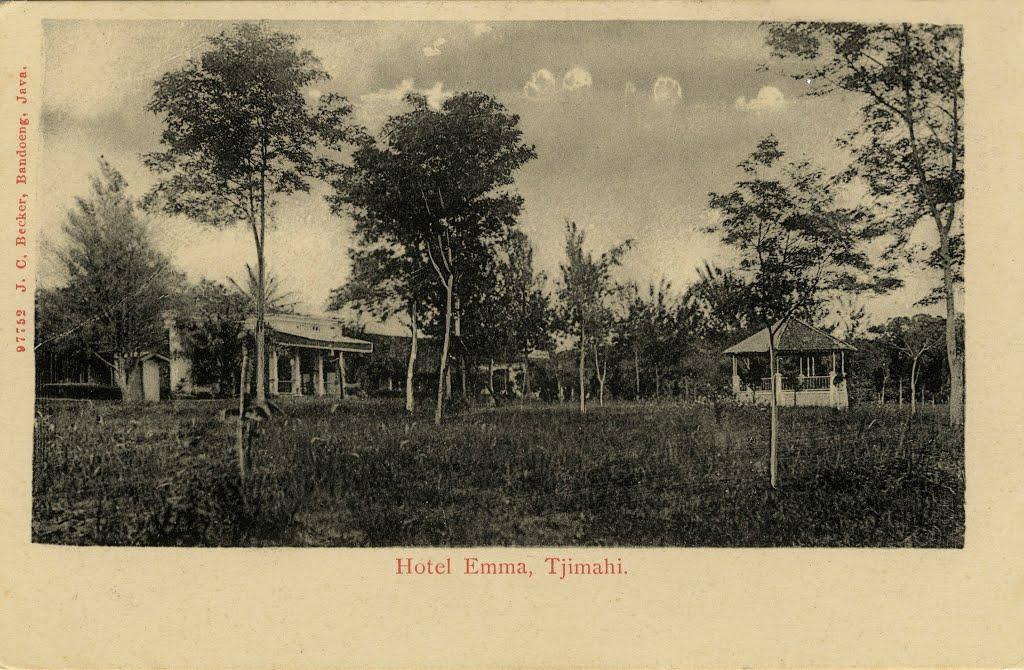 Hotel Emma Berglust 1895