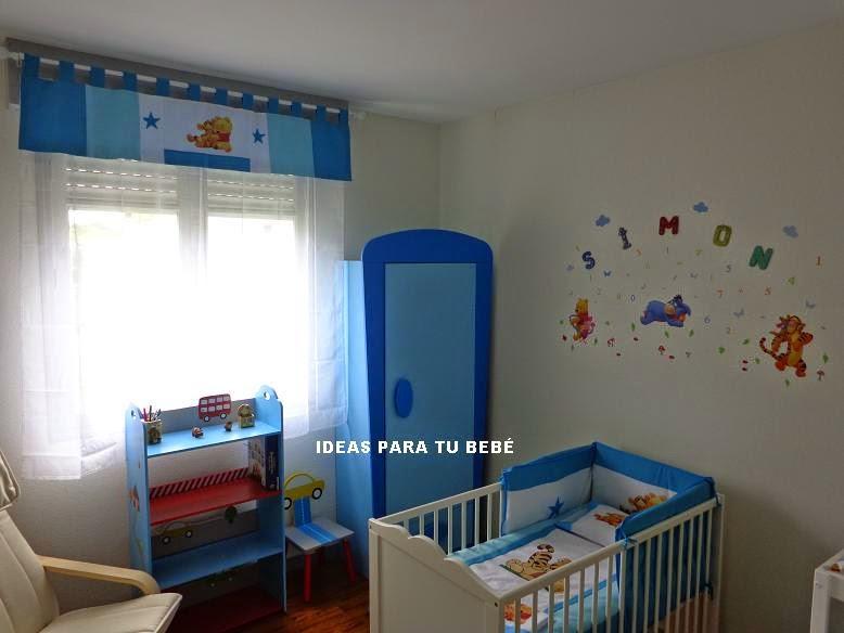 Modelo Habitación Baby pooh