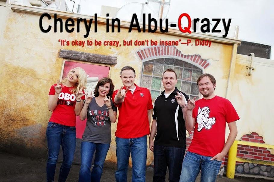 Cheryl in Albu-qrazy