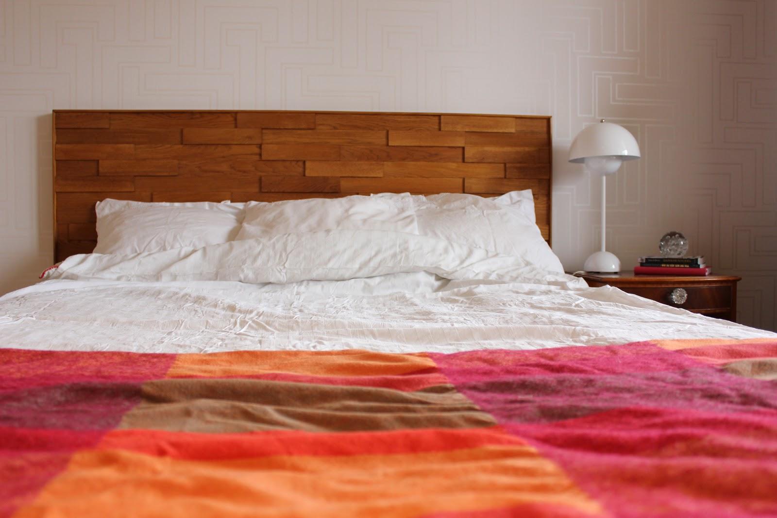 bygga sänggavel