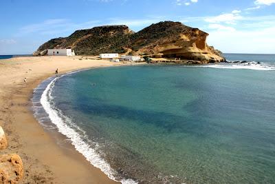 playas.hermosas,murcia
