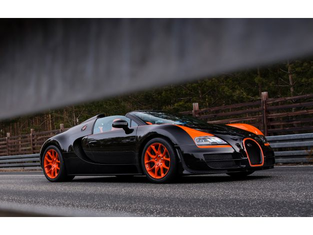 the fastest convertible in the world comes from bugatti about cars. Black Bedroom Furniture Sets. Home Design Ideas