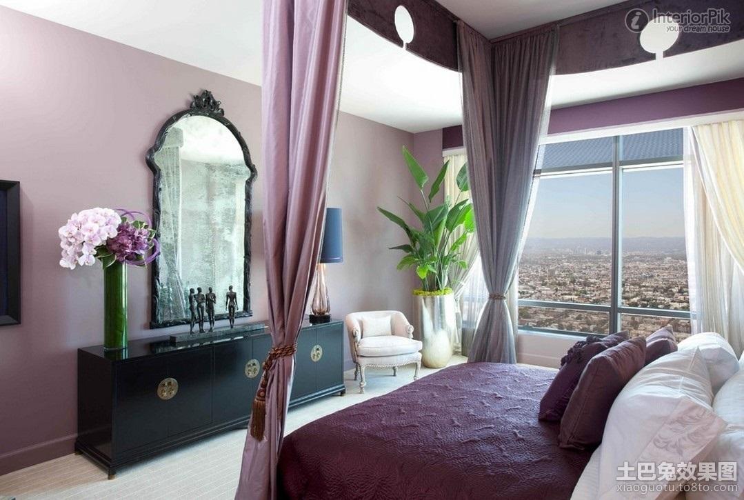 Decoración de cuartos, dormitorios, paredes, cortinas, ventanas ...