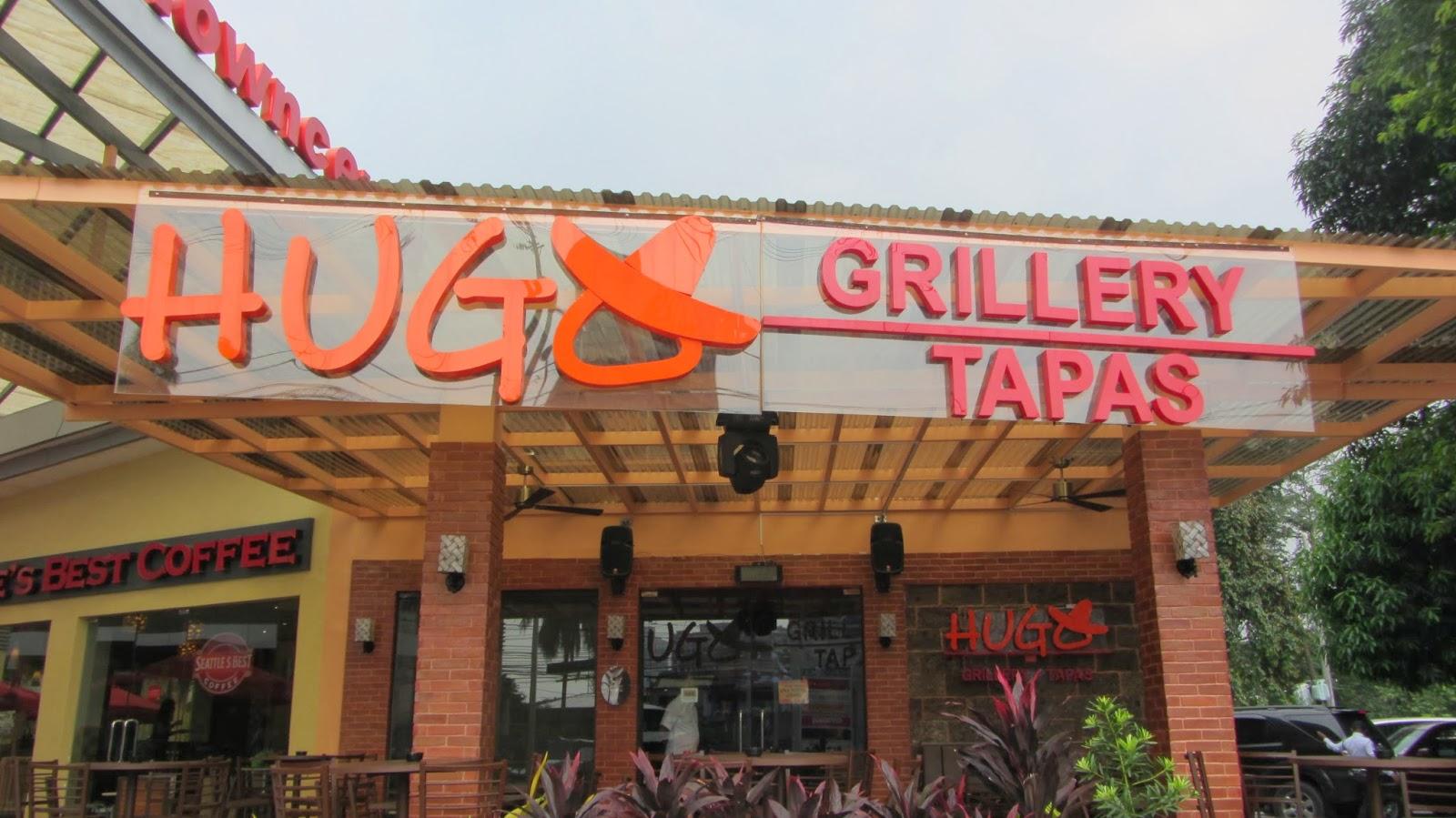 Hugo Grillery/Tapas is locatedhugo town