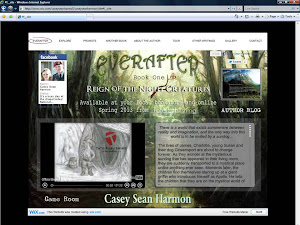 Visit Casey Sean Harmon's Official Website