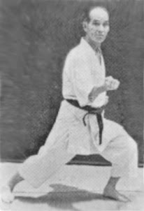 Kanken Toyama Sensei